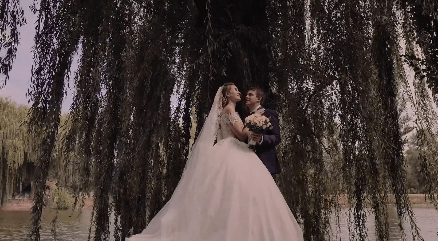 Свадебный фильм Тимура и Ангелины